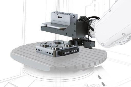 Otomasyonlu palet değiştirme sistemleri
