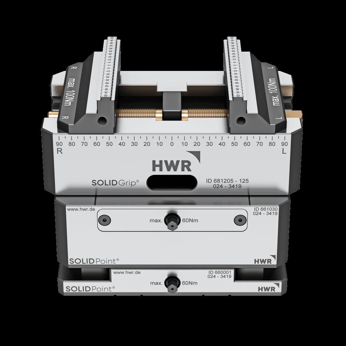 HWR 5 Eksen Mengene
